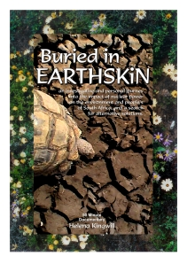 Buried in Earthskin A4 Poster